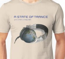 A State Of Trance World headphone Unisex T-Shirt