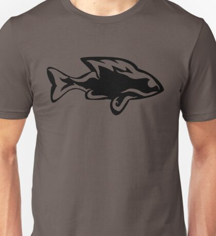 Tribal Fish  Unisex T-Shirt