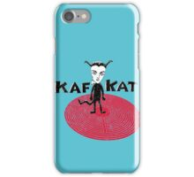 Kafka Cat Metamorphosis iPhone Case/Skin