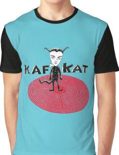 Kafka Cat Metamorphosis Graphic T-Shirt
