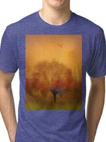 The Painted Tree Tri-blend T-Shirt