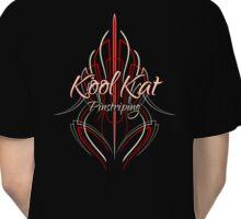 Kool Kat Pinstriping (Red) Classic T-Shirt