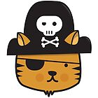 Pirate Cat - Jumpy Icon Series by jumpy