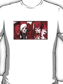 City of Villains T-Shirt