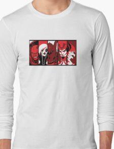 City of Villains Long Sleeve T-Shirt