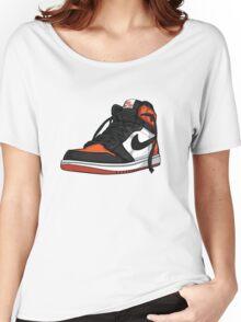 "Air Jordan 1 ""SHATTERED BACKBOARD"" Women's Relaxed Fit T-Shirt"