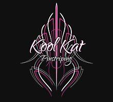 Kool Kat Pinstriping (pink) Classic T-Shirt
