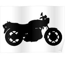 BMW R80 Poster