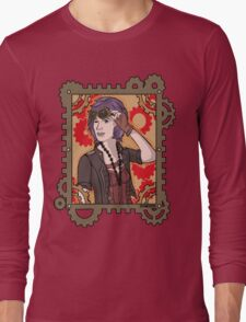 Steampunk Ellie Long Sleeve T-Shirt
