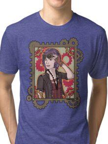 Steampunk Ellie Tri-blend T-Shirt