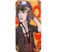 Steampunk Ellie iPhone Case/Skin