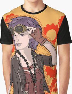 Steampunk Ellie Graphic T-Shirt