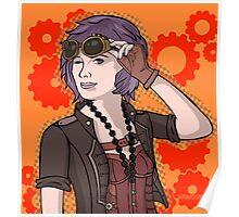Steampunk Ellie Poster
