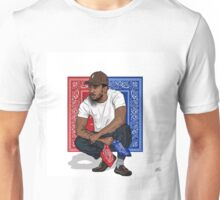 Kendrick Lamar sits down and keep calm Unisex T-Shirt