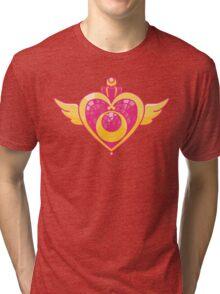 Moon Crisis Tri-blend T-Shirt