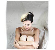 Breathing in Still Life  Poster