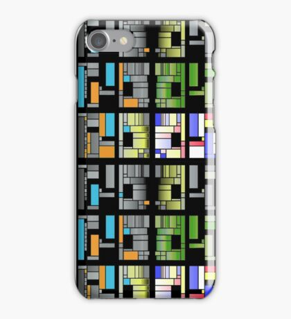 WALL OF THE ADEPT 72 iPhone Case/Skin