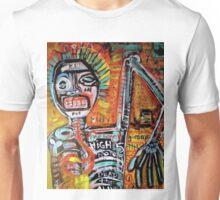 In love with Basquiat red bone wonderful Unisex T-Shirt