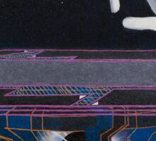 Challenger Approaching Sticker