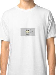 Phone case Classic T-Shirt