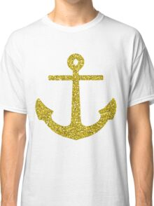 Gold Anchor Classic T-Shirt