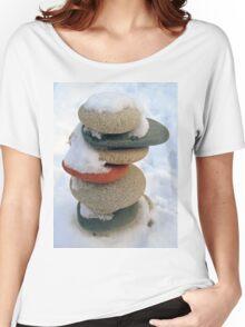 snow rock  Women's Relaxed Fit T-Shirt