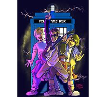 Most Excellent Adventure in Time and Space Photographic Print