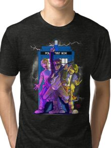 Most Excellent Adventure in Time and Space Tri-blend T-Shirt