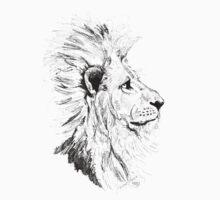 Oloololo's Lion One Piece - Short Sleeve