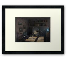 Hangoverium Framed Print