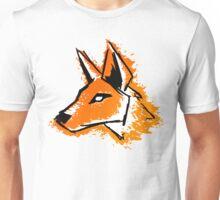 Splash Fox Unisex T-Shirt
