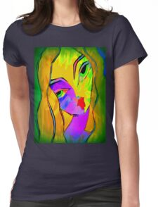 veronica Womens Fitted T-Shirt
