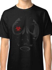 biohazard gasmask Classic T-Shirt