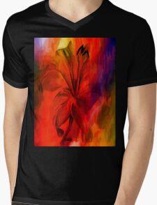 sunset and vine Mens V-Neck T-Shirt
