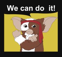 Gizmo Can Do It! by CoyoDesign