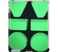 LiquidCrystals iPad Case/Skin