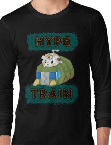 Pokemon hype train Long Sleeve T-Shirt