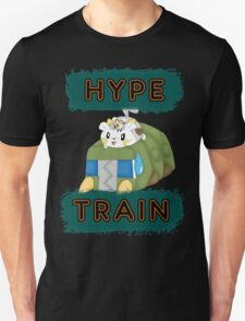 Pokemon hype train Unisex T-Shirt