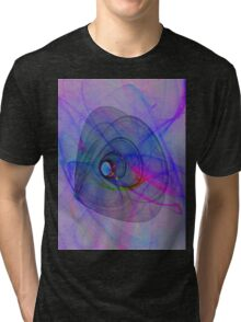 cosmic turn Tri-blend T-Shirt