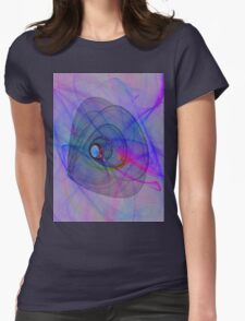 cosmic turn Womens Fitted T-Shirt