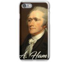 A. Ham iPhone Case/Skin