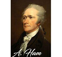 A. Ham Photographic Print