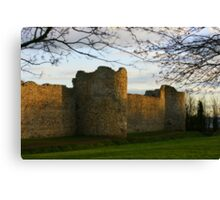 Autumn on the East Walls Canvas Print
