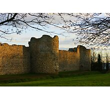 Autumn on the East Walls Photographic Print