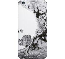 radiohead - a moon shaped pool artwork iPhone Case/Skin