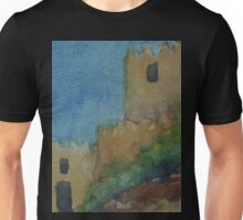 Alcazaba Entrance WC151209i-14 Unisex T-Shirt