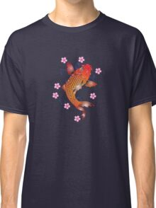 Koi of the Fire and Flower Classic T-Shirt