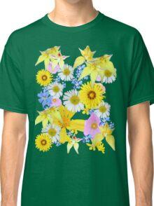 Yellow Daisy Classic T-Shirt