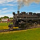 Heritage Park, Calgary,AB, Canada by Laurast