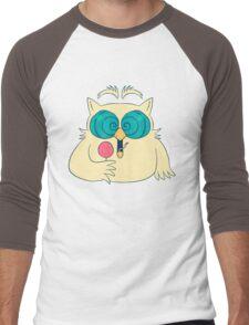 Mr. Owl Men's Baseball ¾ T-Shirt
